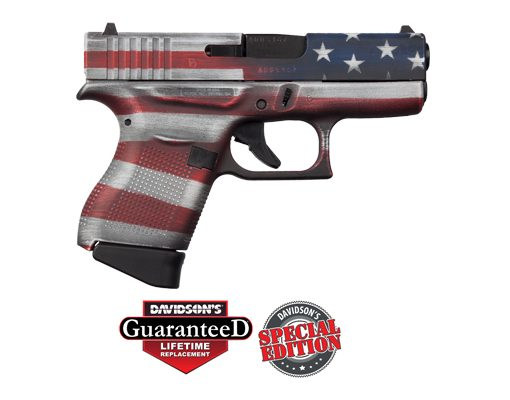 G43 Battle Worn American Flag