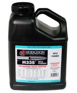 Hodgdon H335 Rifle Powder