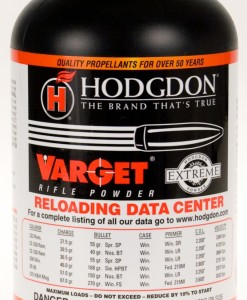 Hodgdon Varget Rifle Powder